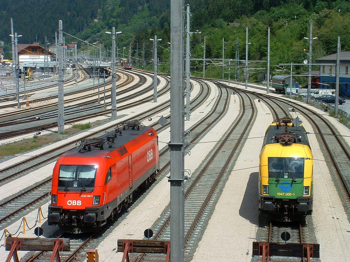 Bahnhof Bregenz