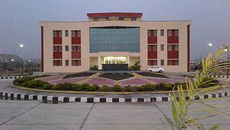 Government Engineering College, Jhalawar - Academic Block Of GECJ