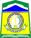 Official seal of Great Aceh Regency