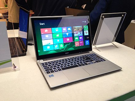 Acer Aspire laptops - Wikiwand