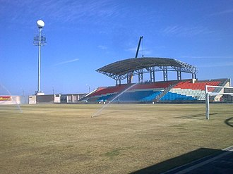 2017–18 Israeli Premier League - Image: Acre Municipal Stadium 15