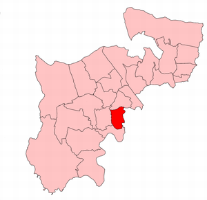 Acton (UK Parliament constituency) - Acton in Middlesex, 1945–50