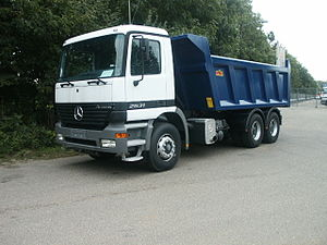 Mercedes-Benz Actros - Mercedes-Benz Actros