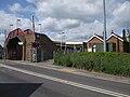 Addlestone station main building.JPG