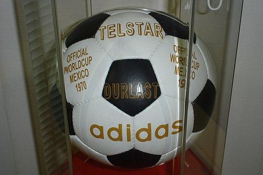 Adidas Telstar Mexico 1970 Official ball