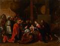 Adoração dos Reis Magos - 17th-century European School.png