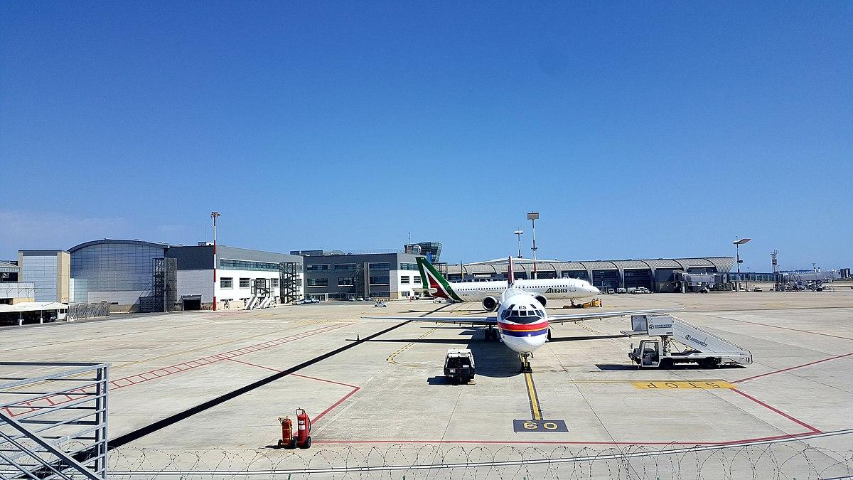 Flughafen Cagliari – Wikipedia