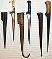 Afghan karud daggers 1.jpg