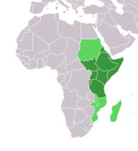 מדינות אפריקה המזרחית
