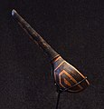 African ladle made from a gourd - on display at Te Papa.jpg