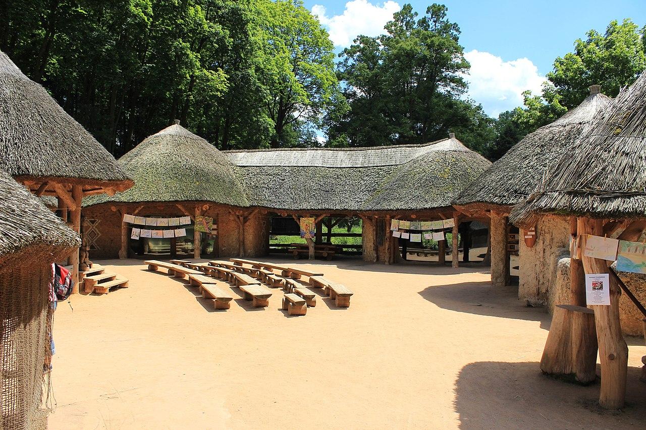 File African Village Zoo Jihlava Jpg Wikimedia Commons