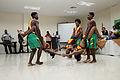 Afroecuatorianos ofrecen reconocimiento a Canciller (7118962049).jpg