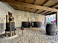 Agriturismo Cavazzone, Viano, Italy, 2019 - agricultural equipment 01.jpg