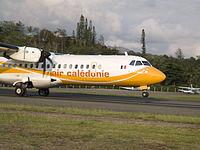 Air Calédonie airplane.jpg