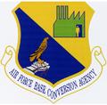 Air Force Base Conversion Agency emblem.png