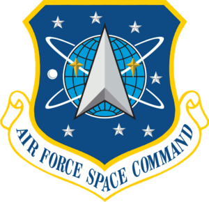 Schriever Air Force Base - Image: Air Force Space Command