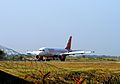 Air India Taxing in runway 18-36.jpg