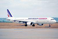 F-GMZA - A321 - Air France