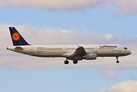 D-AISH - A321 - Lufthansa