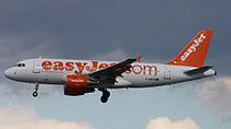 Airbus A319-111 - EasyJet Airline - G-EZED - LEMD - 20050305163322b.jpg