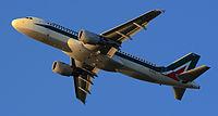 EI-DTA - A320 - Alitalia