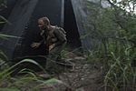 Aircrew members traverse SERE combat survival training challenges 141009-F-AD344-213.jpg