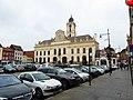 Aire-sur-la-Lys La Mairie et le Beffroi en2018.JPG