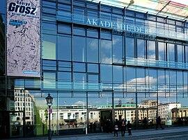 Akademie der Kuenste Berlin 1