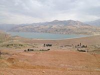 Akhangaran water reservoir.JPG