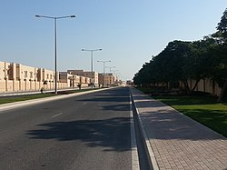 Housing complexes in Mesaieed