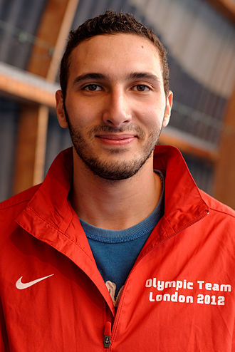 Egypt at the 2012 Summer Olympics - Alaaeldin Abouelkassem was the runner-up in the men's foil, making him the first African fencer to win an Olympic medal.