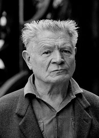 Alain Cuny - Alain Cuny, Paris, 1979