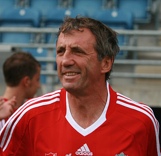 Alan Kennedy English footballer