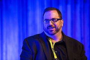 Alan Sepinwall - Alan Sepinwall at the May 2015 Nordiske Mediedager