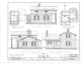 Albert F. Schug House, 29 Brown Street, Monroeville, Huron County, OH HABS OHIO,39-MONVI,1- (sheet 2 of 2).png
