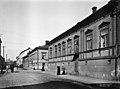Albertinkatu 27, 29. Taustalla Malminkadun synagoga. N35 (hkm.HKMS000005-00000098).jpg