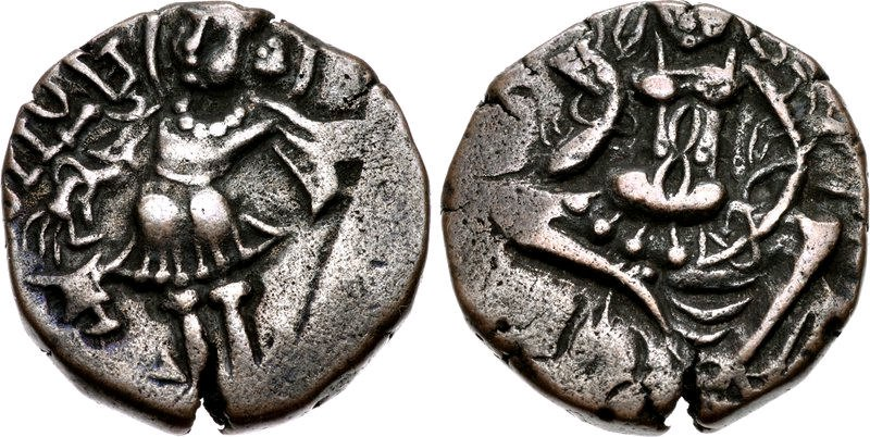 Alchon Huns Toramana II Circa AD 540-570
