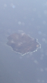 Alegranza Island from the altitude of 10 500 meters.PNG