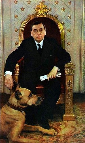 Arturo Alessandri - Image: Alessandri Ulk (1932)