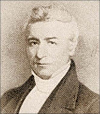 Alexander Campbell (clergyman) - Young Alexander Campbell
