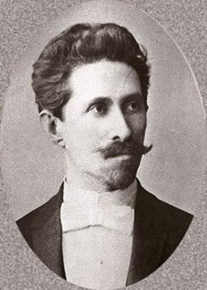 Alexander Pomerantsev - Image: Alexander Pomerantsev 1890s