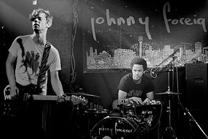 Best Before Records - Johnny Foreigner