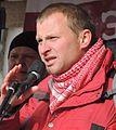 Alexey Sakhnin, 'Left Front' political movement coordinator, Russia.JPG