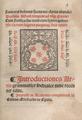 Alfonso de Zamora (1526) Introductionis artis Grammaticae hebraica.png