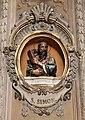 Alfonso lombardi (attr.), cristo e i dodici apostoli, 1524-25, 07 simone.jpg