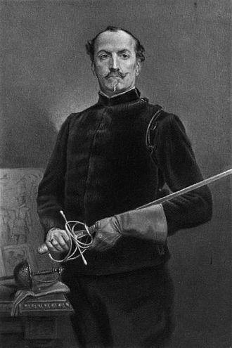 Alfred Hutton - Portrait of Alfred Hutton