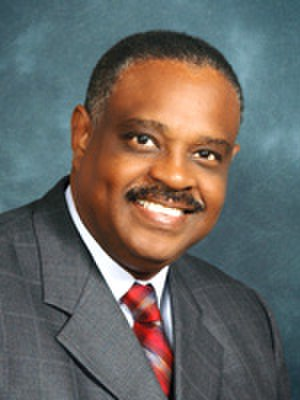 Al Lawson - Lawson as a state senator, 2006