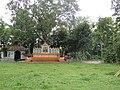 Aliswar Shantiniketan Buddhist Temple at Laksam, Comilla, 19 April 2017 02.jpg