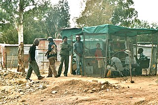 HIV/AIDS in South African townships