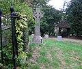 All Hallows churchyard - geograph.org.uk - 1520278.jpg